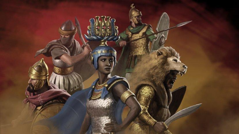 Великие женщины в новом дополнении для Total War: Rome II