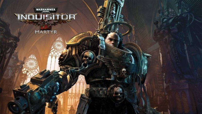 Дата выхода Warhammer 40,000: Inquisitor – Martyr перенесена на 5 июня