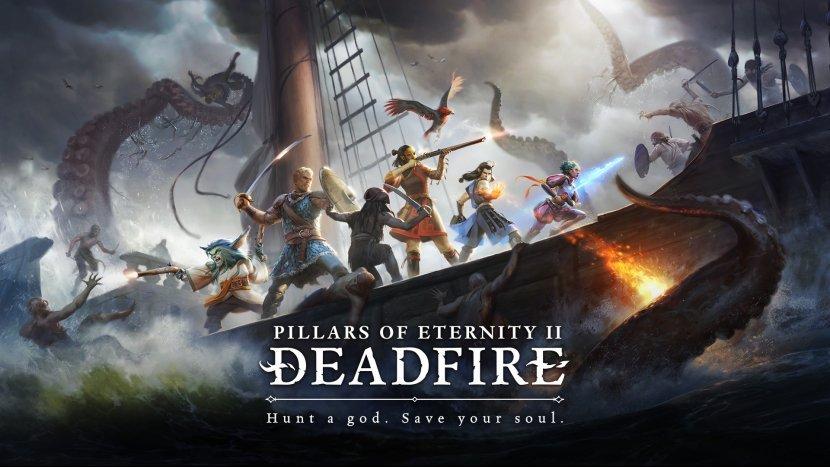 После релиза для Pillars of Eternity 2: Deadfire выйдет целых три дополнения