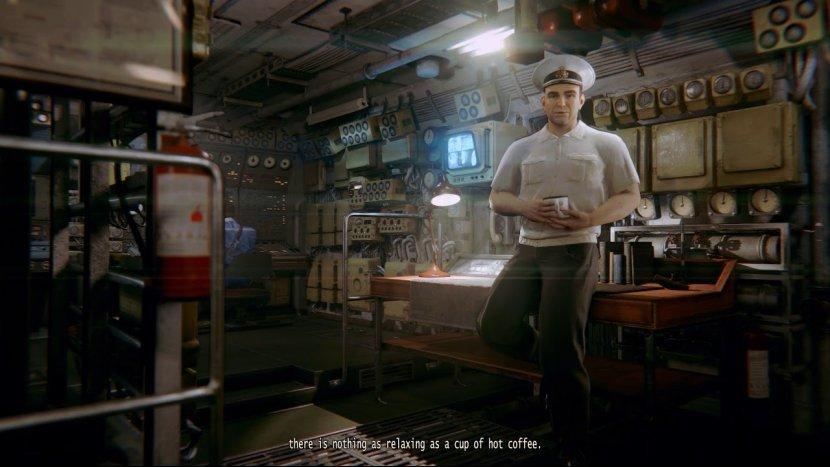 Вышел русский трейлер нового польского проекта Kursk на движке игры