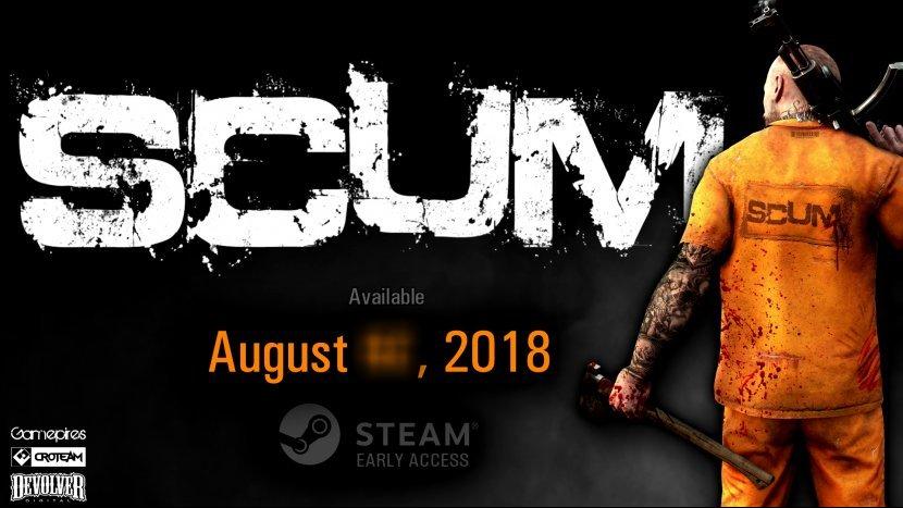 29 августа новая выживалка SCUM доберётся до раннего доступа Steam