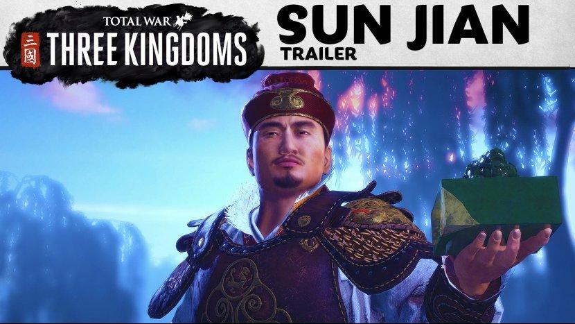 Всё о карте сюжетной кампании Total War: Three Kingdoms в новом трейлере