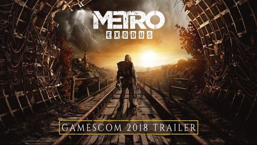 Новый геймплей Metro: Exodus с Gamescom 2018 – детский лагерь «Солнечный»