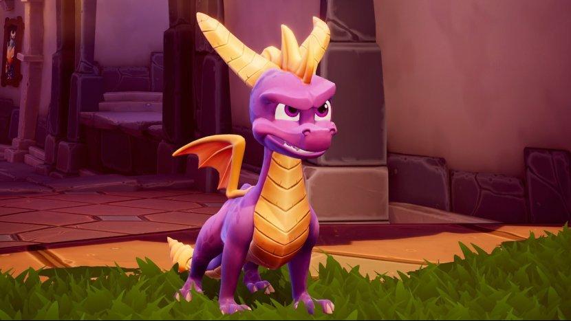 Патч первого дня для Spyro Reignited trilogy добавит значительную часть контента