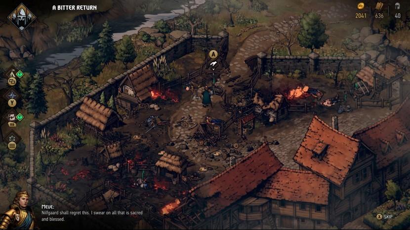 Карточная игра Thronebreaker продается хуже ожидаемого