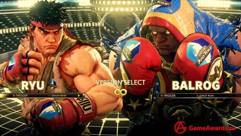 Эксперименты с рекламой в Street Fighter V