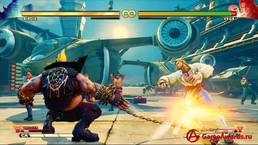 В Street Fighter 5 все-таки отключили рекламу