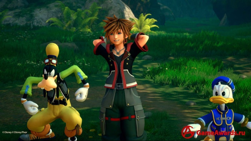 Концовки Kingdom Hearts 3 будут добавлены с патчами