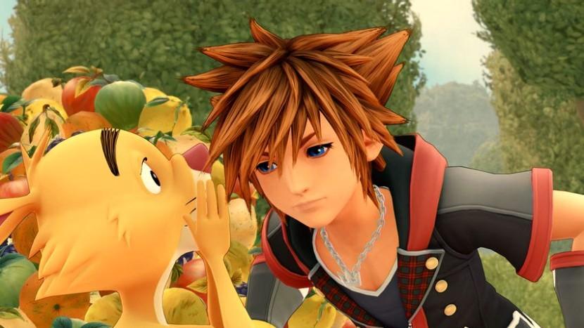 Приготовьтесь к выходу Kingdom Hearts 3