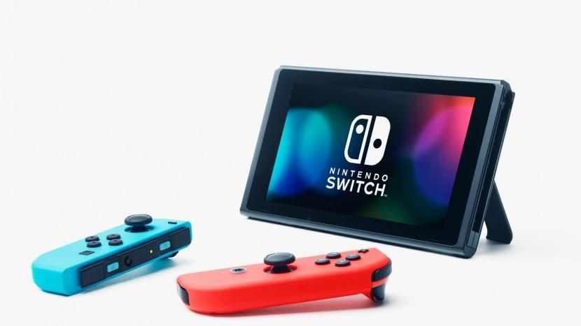 Слух: для Nintendo Switch создают 3D модуль