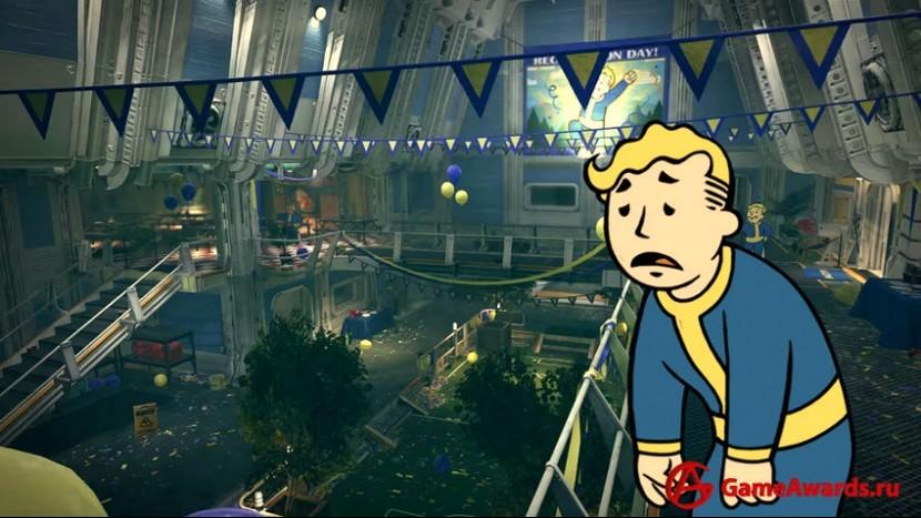 Как продают Fallout 76 в Германии