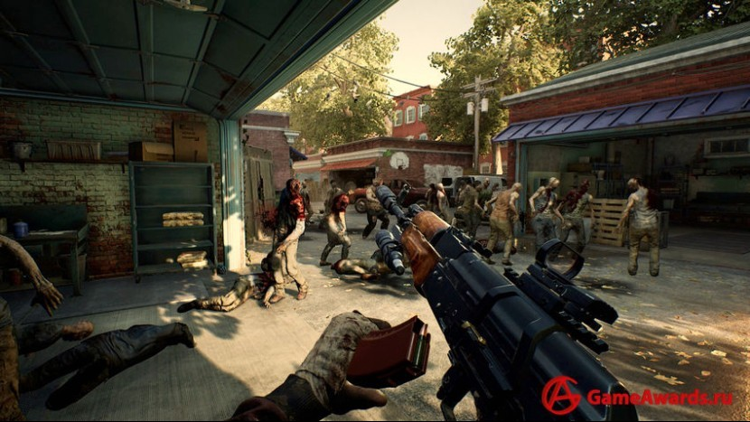 Игре Overkill's The Walking Dead почти настал конец