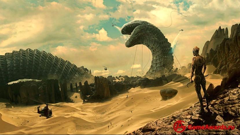 В будущем нас ожидают несколько проектов по вселенной Dune