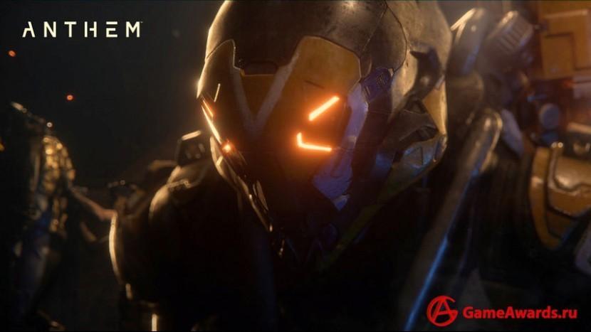 Anthem способна выключить PS4