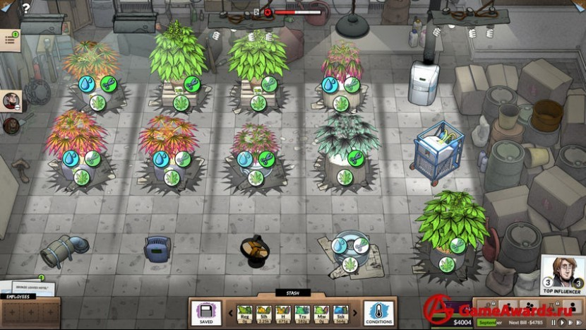 Упоминание симулятора Weedcraft Inc стало подвергаться множественным ограничениям в соц. сетях и на YouTube