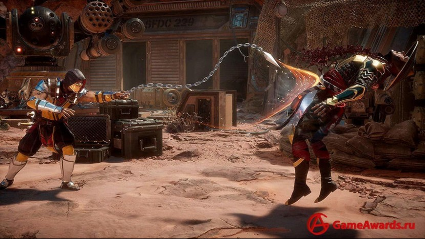 Финальный трейлер для Mortal Kombat с музыкальным сопровождением из экранизации 1995 года