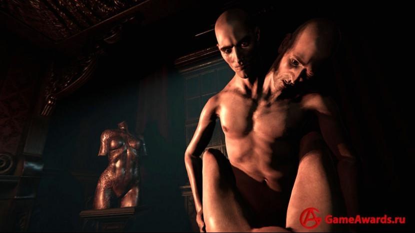Разврат и кошмар в Lust from Beyond