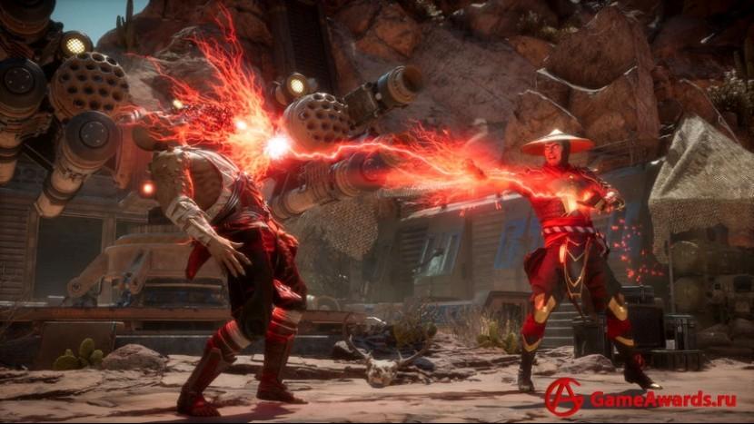 Долгожданные патчи с исправлениями для Mortal Kombat 11