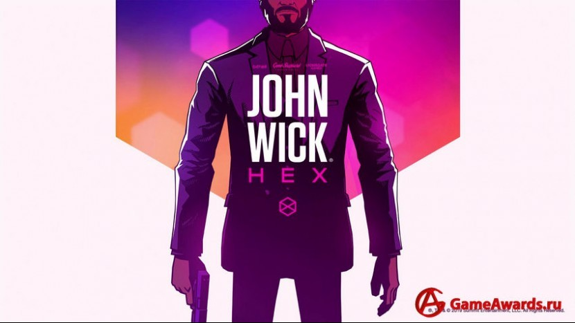 Анонс необычной игры по мотивам серии фильмов John Wick