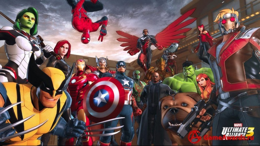 Дата релиза Marvel Ultimate Alliance 3