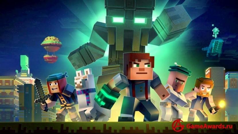 Загрузка Minecraft: Story Mode будет недоступна через несколько недель