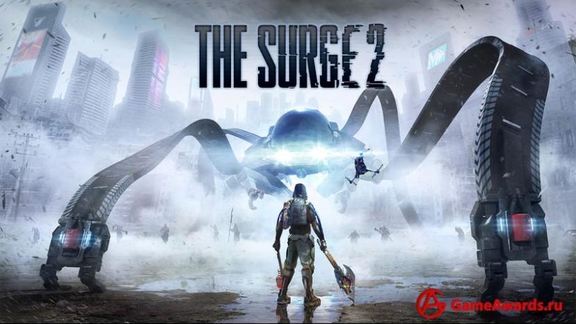 Слиты подробности выхода Surge 2 до E3 2019