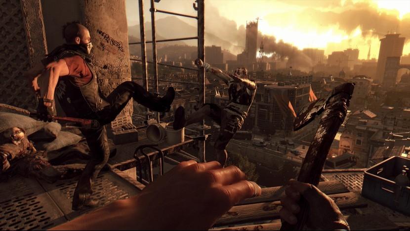 Концепт-арт Dying Light 2 раскрывает сообщество Rooftop