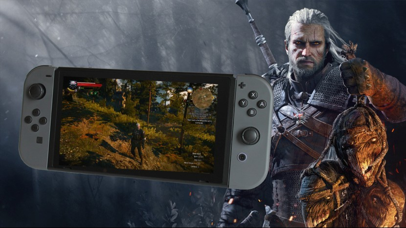 E3 2019: Ведьмак 3 выйдет на Nintendo Switch в этом году