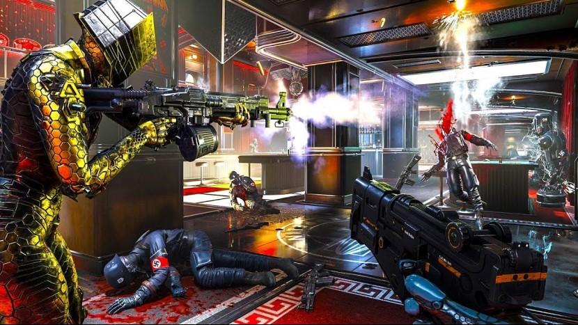 Прохождение Wolfenstein: Youngblood займет 25 - 30 часов