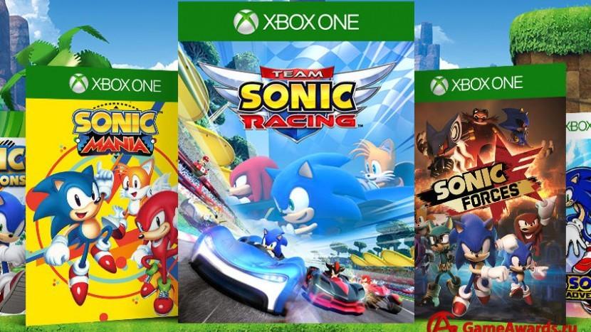 Лучшие предложения для Xbox One на этой неделе: Sonic Classics, беспроводные контроллеры и многое другое