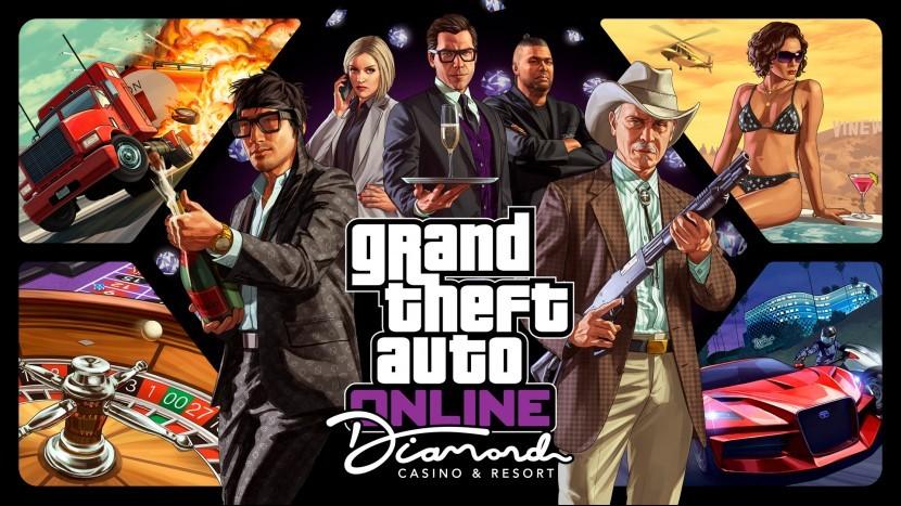 Новое обновление GTA 5 Online Casino теперь в сети
