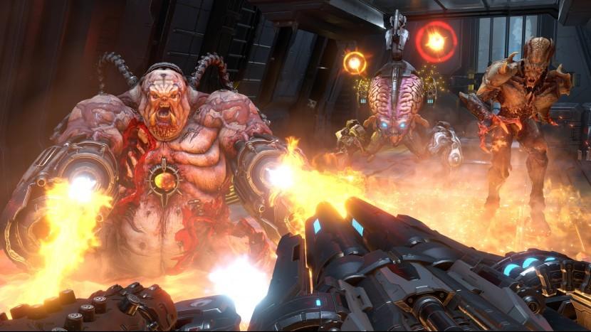 На QuakeCon 2019 показали нового противника и режим BATTLEMODE — мультиплеер DOOM Eternal