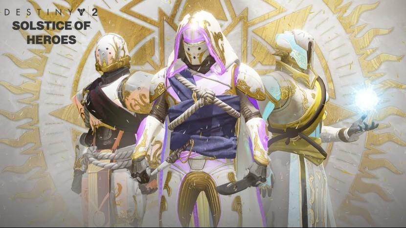 Объявлена дата начала летнего ивента Destiny 2 Solstice of Heroes