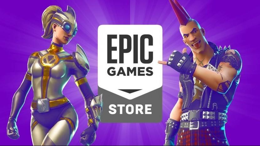 Epic Games Store активно работают над функцией сохранения игр в облаке