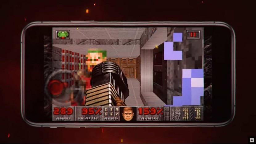 Классическая трилогия Doom вышла на современных консолях и мобильных устройствах