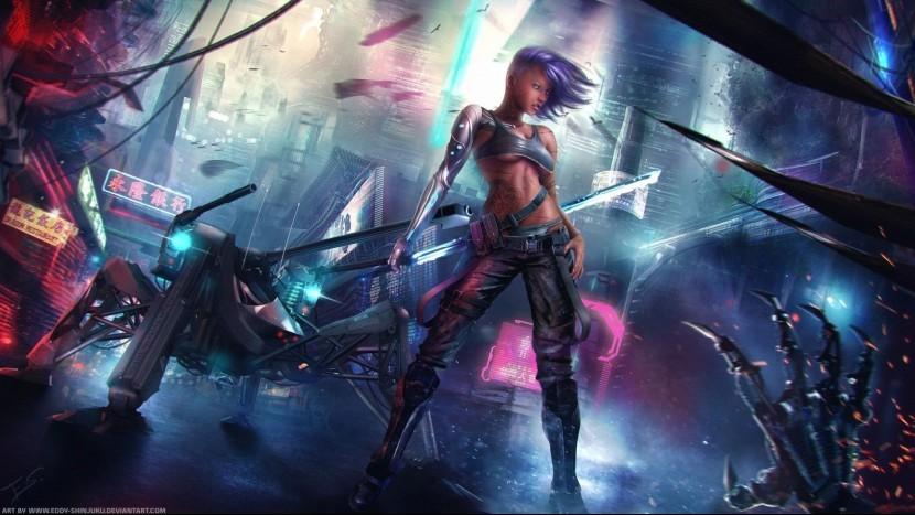 Геймплей Cyberpunk 2077 можно будет посмотреть на выставке GAMESCOM 2019