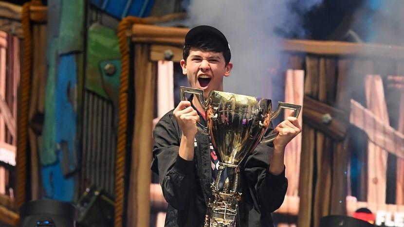 Чемпион мира по Fortnite, 16-летний американец, забирает домой 3 миллиона долларов