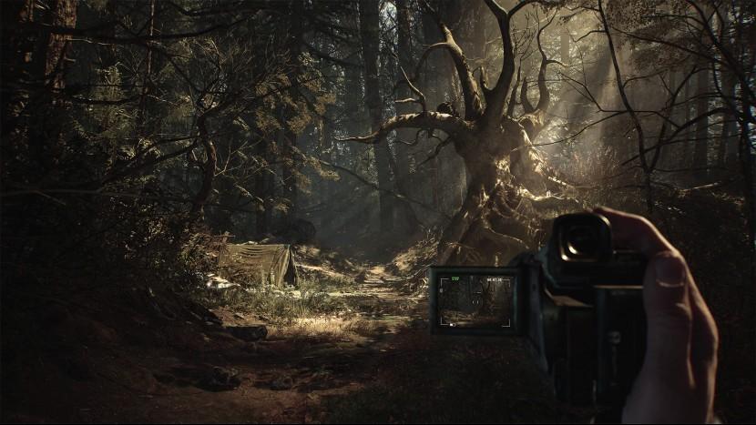 Вышел новый трейлер с геймплеем Blair Witch