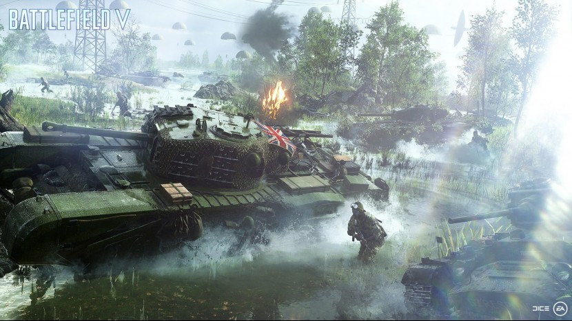 Для Battlefield 5 завтра появится бесплатная карта Marita