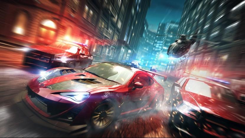 Австрийский ритейлер случайно раскрыл новую часть Need for Speed
