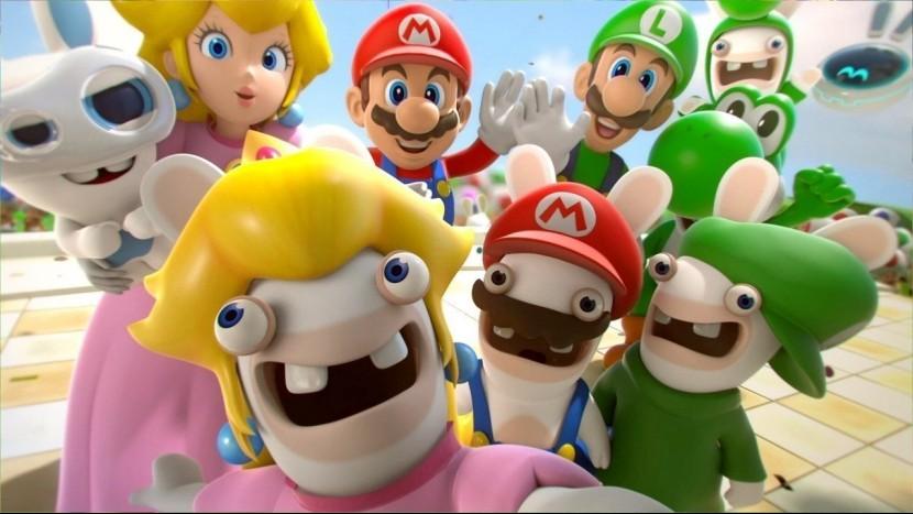 В Китае анонсирована игра Rabbids Nintendo Switch Party