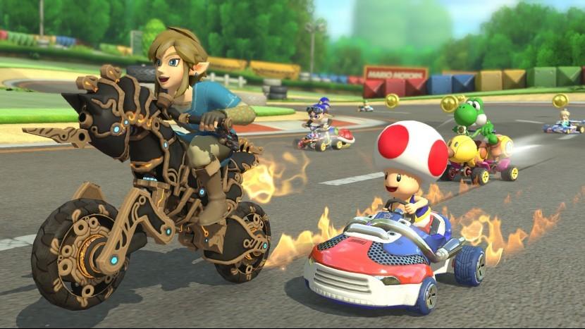 Nintendo обновили список самых продаваемых игр