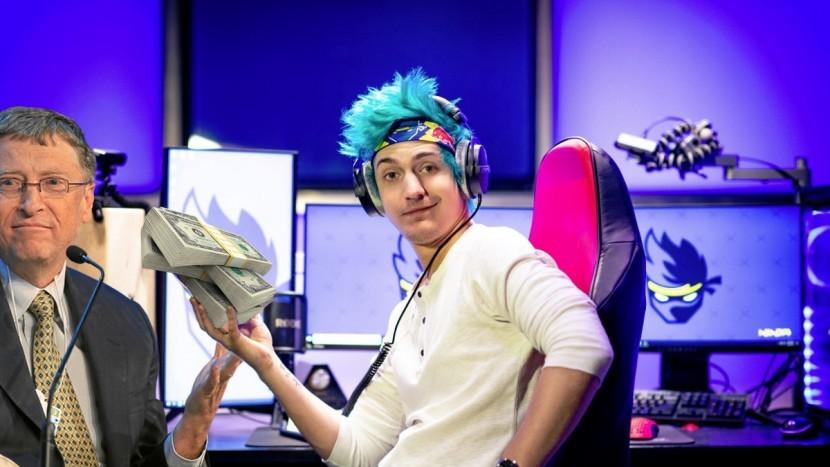 Ninja оставляет Twitch, будет стримить исключительно на Mixer