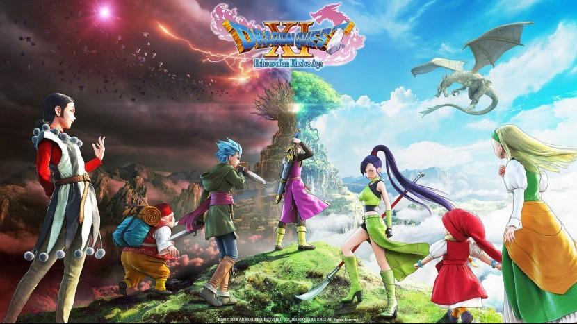 Последнее издание Dragon Quest 11 (Switch) будет стоить $49,94 для предварительного заказа (США)