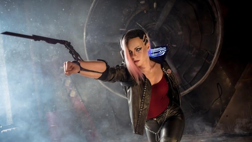 Выявлен еще один спин-офф Cyberpunk 2077
