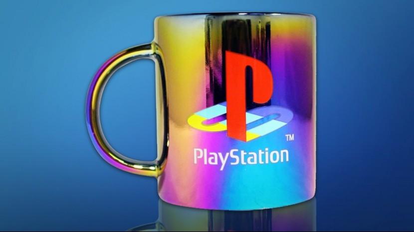 На GameStop можно приобрести кружку для поклонников PlayStation