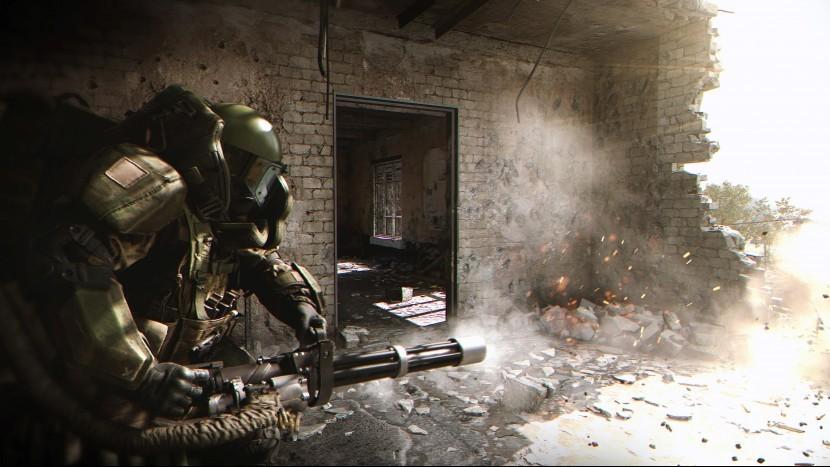 Дизайн-директор по мультиплееру Infinity Ward прокоментировал отсутствие Battle Royale в новой Modern Warfare