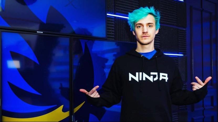 Ninja достиг 1 миллиона подписчиков на Mixer