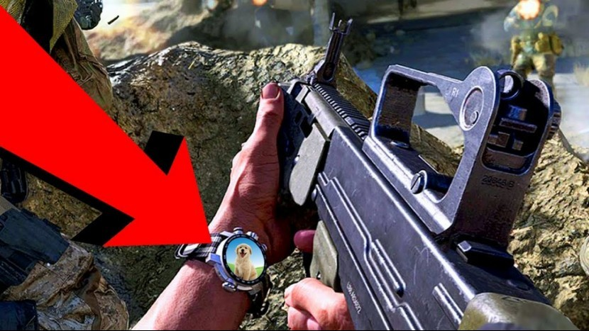 В Call of Duty: Modern Warfare будет аналог тамагочи