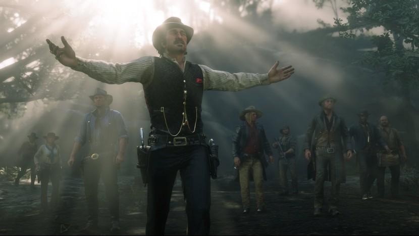 Red Dead Redemption 2 продалась тиражом в 25 млн. копий